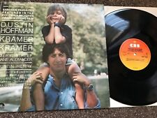 KRAMER Vs KRAMER - DUTCH  CBS 73945 SOUNDTRACK  LP
