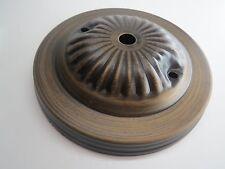 "New Steel Canopy Kit For Lighting Lights Antique Bronze 5 1/4"" Diameter CK801AB"
