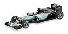 MERCEDES AMG W07 Hybrid Lewis Hamilton Australian GP 2016 MINICHAMPS 410160044
