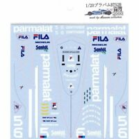 Museum Collection 1/20 Brabham BT52B Decal for Aoshima D873