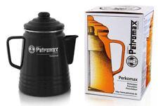 PETROMAX Perkolator Perkomax schwarz Kaffeekanne Kaffeemaschine ca1,5 Liter