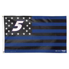 Kasey Kahne 3x5 Flag NASCAR Stars and Stripes #5 Logo Large Banner Hendrick