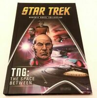 Star Trek Graphic Novel Collection TNG: The Space Between IDW Eaglemoss Vol 05