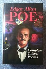 Edgar Allen Poe: Complete Tales and Poems - Hardcover 1989