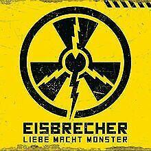 Liebe Macht Monster von Eisbrecher   CD   Zustand sehr gut