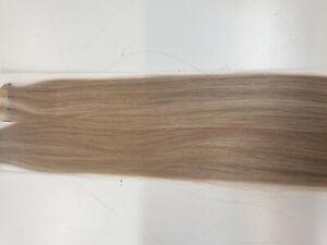 #8/60 -  20 pcs HALF Head Tape Hair Extension - 25 inches