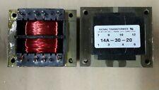 14A-30-20  signal transformer 1 unit NOS
