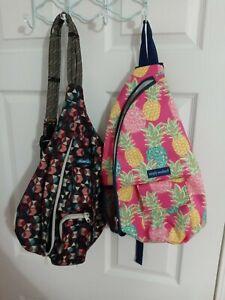 Womens backpack purse