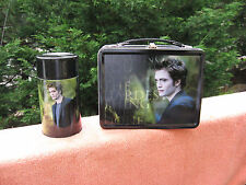 The Twilight Saga New Moon Edward Metal Lunch Box & Thermos By Neca