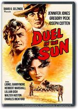 Duel in the Sun DVD New Jennifer Jones Gregory Peck Joseph Cotton