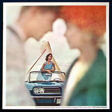 Prospectus brochure 1963 Pontiac Tempest (USA)