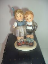 Hummel HUM 449 The Little Pair Boy and Girl Figurine