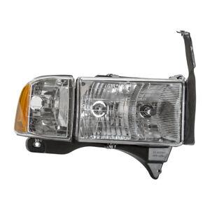 Headlight Assembly Right TYC 20-6069-00