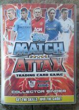 Match Attax 2012/2013 temporada álbum en perfecto estado de más de 430 Tarjetas Diferentes