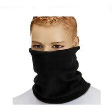 3 in 1 SNOOD Thermal Fleece Scarf Neck Winter Warmer Sport Face Mask Beanie Hat
