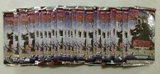 Yugioh Chazz Princeton Duelist Pack Booster Box Loose Pack Lot 30 Packs