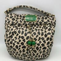 Marc By Marc Jacobs Brown Leopard Handbag