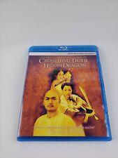 Crouching Tiger, Hidden Dragon (Blu-ray Disc, 2007) Chow Yun Fat Michelle Yeoh