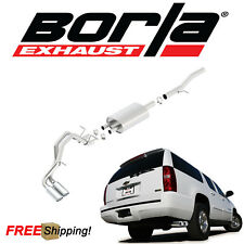 BORLA Touring Cat-Back Performance Exhaust Kit For 09-14 Chevy Avalanche 5.3L V8