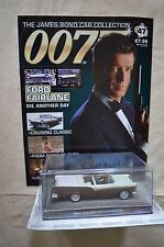 James Bond Car Collection - Issue 47 - Ford Fairline