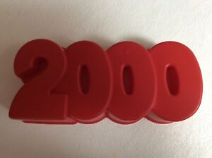 New Collectible JELLO BRAND Mold Year 2000