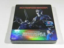 Terminator 2 Judgment Day Blu-ray Steelbook Novamedia 1/4 Slip Ed #60/400