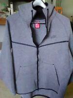 Men's Nike Tech Fleece Windrunner Hooded Jacket, Size XXL