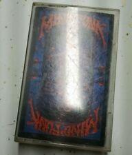 MIND FUNK - Self-titled Cassette Tape Rock Funk Metal Heavy Metal 1991 EXCELLENT