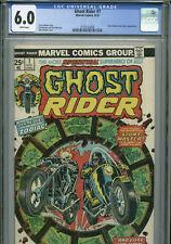 Ghost Rider #7 - August, 1974 - CGC 6.0