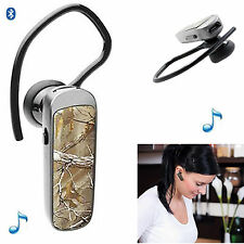 Mini Wireless Bluetooth Headset HD Stereo Headphone For Blackberry iPhone 7 6S 5