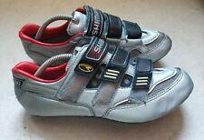 Shimano Carbon SPD Rennrad MTB Schuhe Gr. 42 Gemessen 26,5cm Fahrradschuhe