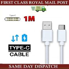 For Samsung Galaxy A50 USB Type C CHARGING CABLE Sync & Charger WIRE LEAD-1M