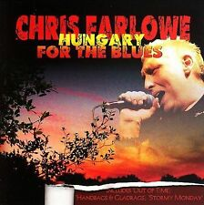 Hungary for the Blues by Chris Farlowe (CD, Aug-2006, SPV)
