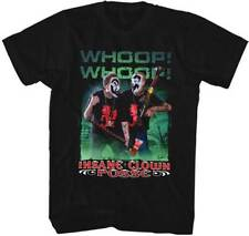 Insane Clown Posse, Whoop Whoop Mens Graphic T-shirt Adult Size