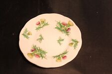 "Royal Albert Highland Thistle trinket sweet 5"" saucer"