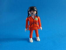 Playmobil Mujer Sanitaria Médico Hospital - Doctor - Ärztin Krankenhaus 3845
