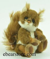 """Charlie Bears Scampeteer 17 cm. / 6.5""""  Minimo 10th anniversary collection"""