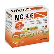 MG.K VIS Magnesio Potassio zero zuccheri 30bst orange