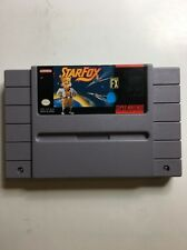 Star Fox Starfox (SNES) Tested And Guaranteed To Work (Fast Free Shipping)