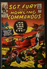 Sgt Fury and his Howling Commandos #19 FN/VF