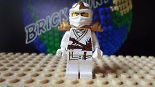 LEGO® Ninjago™ Zane ZX - with Armor minifig - Lego 9445 9449 9550 9553