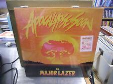 Major Lazer Apocalypse Soon LP NEW vinyl + CD [Sean Paul Pharrell Williams]