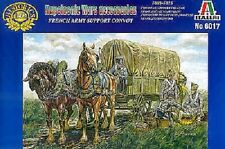 Italeri 6017  French Army Support Convoy   1:72  Plastic Figures/Wargaming