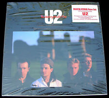 U2 Unforgettable Fire Anton Corbijn Picture Set Poster 1985 M- USA Original NEW!