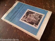 LA CATEDRAL DE VICH Restauración MURALES SERT Arte siglo XX Historico Coleccion