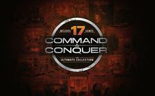 Command and Conquer The Ultimate Collection PC [Origin Key] No Disc/Box