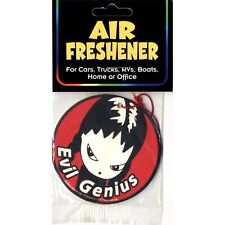 Sugar Hiccup - Evil Genius Air Freshener