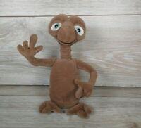 Vintage ET Extra Terrestrial Universal Studios Pose-able Plush Toy Figure