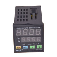 MYPIN TA4-SSR Dual Digital F/C PID Temperature Control Controller TA4-SSR F X8R4