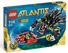 LEGO Atlantis Shadow Snapper Exclusive Set #8079